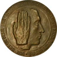 France, Médaille, Jeton Touristique, Chambre De Métiers De France, 1968, Lay - Autres