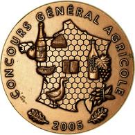 France, Médaille, Salon International De L'Agriculture De Paris, 2005, MDP - Autres