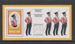 South Africa-Ciskei Scott 93a 1986 Military Uniforms,miniature Sheet Mint Never Hinged - Ciskei