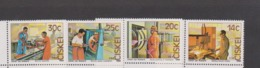 South Africa-Ciskei Scott 94-97 1986 Bicycle Factory,Mint Never Hinged - Ciskei