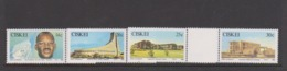 South Africa-Ciskei Scott 98-101 1986 Indipendence 5th Anniversary,Mint Never Hinged - Ciskei