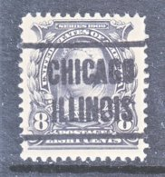 U.S. 306  *   . CHICAGO - Precancels