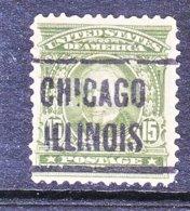 U.S. 309    Fault   *    CHICAGO - Precancels