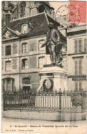 61lst 1830 CPA - SAINT QUENTIN - STATUE DU PASTELLISTE QUENTIN DE LA TOUR - Saint Quentin