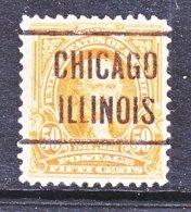 U.S. 310   (o)    CHICAGO - Precancels