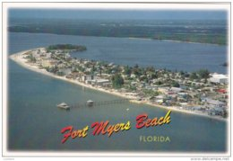 FORT MYERS Beach - Florida - USA - United States ( 2 Scans ) - Fort Myers