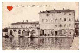 41423-ZE-83-Côte D'Azur-TOULON-sur-MER-La Consigne------------animée - Toulon