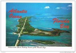 Islamorada - Sports Fishing Center Of Florida Keys -  USA - United States - Aerial View - Unclassified