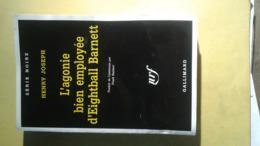 Série Noire N°2608 L'agonie Bien Employée D'Eightball Barnett Henry Joseph - Série Noire