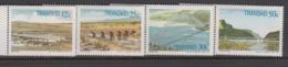 South Africa-Transkei SG 168-171 1985 Bridges,Mint Never Hinged - Transkei