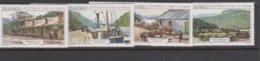 South Africa-Transkei SG 180-183 1986 Historic Port St John,Mint Never Hinged - Transkei