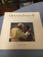 Libro Di Fotografie Papa Giovanni Paolo II L'uomo Che Amava Gli Uomini Karol Wojtyla Per La Beatificazione Perfetto - Religione & Esoterismo