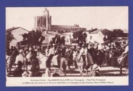 SAINTES MARIES DE LA MER FETE PROVENCALE ( TTB état Non écrite ) 1895 - Saintes Maries De La Mer