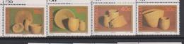 South Africa-Transkei SG 233-236 1989 Basketry,Mint Never Hinged - Transkei