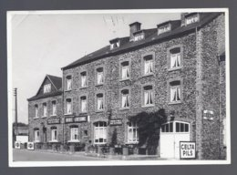 """PHOTO Herbeumont S/semois Pension De Famille """"aux Glycines"""" - PUB. BIERES MEIRESONNE CELTA PILS - Herbeumont"""