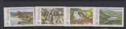 South Africa-Venda SG 42-45 1981 Lakes And Waterfalls,Mint Never Hinged - Venda