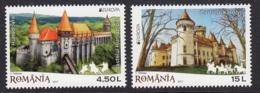 19.- ROMANIA 2017 EUROPA 2017 CASTLES - 2017
