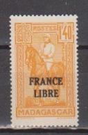 MADAGASCAR          N° YVERT  246      NEUF SANS GOMME        ( SG     01/35  ) - Madagaskar (1889-1960)