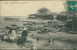 13 MARSEILLE / La Madrague Le Port / - Marseille