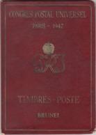 Brunei / 1947 Paris U.P.U. Congress - Brunei (1984-...)