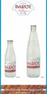 CARTON SOURCE PAROT ST-ROMAIN LE-PUY EAU MINERALE NATURELLE GAZEUSE 100 CL 50 CL 25 CL - Publicités