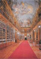 PRAGUE PRAHA - Bibliothèque Au Monastère Des Premontrés à Strahov - Salle De Philosophie / Library - Tschechische Republik