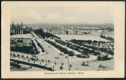 Malta / Floriana - King Edward's Avenue - Malte