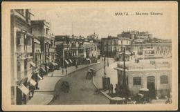 Malta - Marina Sliema - Malta