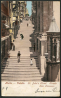 Malta / Valletta - St. John's Street 1906 - Malta