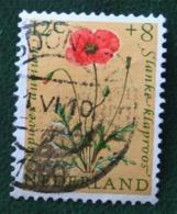 8 + 4 Ct Zomerzegel Social Welfare Blumen Flowers Fleur NVPH 740 (Mi 748) 1960 Gestempeld USED NEDERLAND NIEDERLANDE - Gebraucht