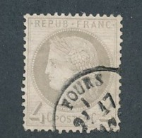 "DB-117: FRANCE: Lot Avec ""CERES 1871/75"" N°52 Obl De FOURS - 1871-1875 Ceres"