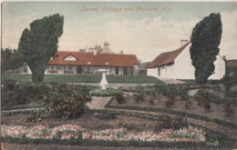 Great Britain 1907  Burns Cottage & Museum, Ayr  Picture Postcard From Ayr #  09941 D - 1902-1951 (Kings)
