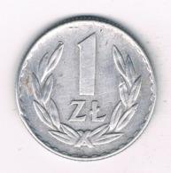 1 ZLOTY 1949 POLEN /6792/ - Polen