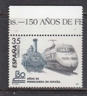 Spain 1998 - 150e Anniversaire Du Chemin De Fer Espagnol, YT 3161, Neuf** - 1931-Heute: 2. Rep. - ... Juan Carlos I