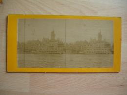 Stereo Exposition 1900 Vieux Paris Photographie Stereoscopique - Photos Stéréoscopiques