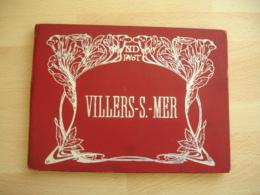 Ancien Album Photo Villers Sur Mer 12 Vues - Otros