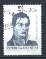 ARGENTINA 1983 (O) USADOS MI-1654 YT-1375 ALM. GUILLERMO BROWN - Argentina
