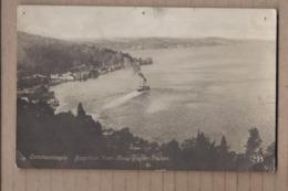 CPA TURQUIE - CONSTANTINOPLE - ISTAMBOUL - Bosphore Vani Keuy-Beyler-Scutari - Vue Habitations Bord De Mer - Turquie