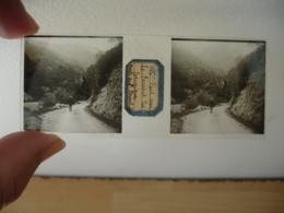 Tottent Des Escrivieux Saint Ferreol 74 Photo Stero Plaque De Verre Photographie - Plaques De Verre