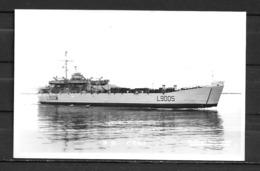Batiment De Débarquement De Chars ODET - Carte Non écrite - Warships