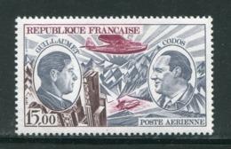 FRANCE- P.A Y&T N°48- Neuf Sans Charnière ** - Poste Aérienne