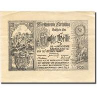 Billet, Autriche, Kirchschlag, 50 Heller, Château, 1920 SUP Mehl:FS 448a - Autriche