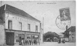 BU-PLACE DE LA HALLE. - Autres Communes