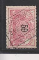 COB 21 Oblitération DIXMUDE - 1895-1913