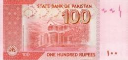 Pakistan UNC Banknote, Re.100/-, Ashraf Vithra Signature, Year 2016-LQ - Pakistan