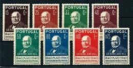 Portugal Nº 600/7 Nuevo* Cat.57,50€ - 1910-... República