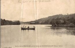 CPA Le Lac De La Chateline Près La Station De Bussière-Galant - Frankrijk
