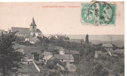 Saint-Marcel.vue Générale.1925. - France
