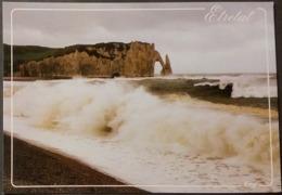 Ak Frankreich - Etretat - Landschaft - Etretat