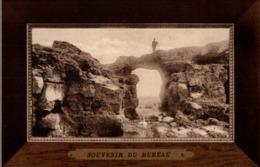CPA Souvenir Du Bureau : Le Pont Du Diable - Animée - Souvenir De...